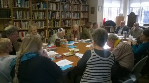 Adult Discussion Group with R William Gershon