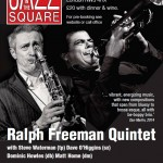 Jazz in the Square flyer