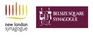 New London and Belsize Square Synagogue logos