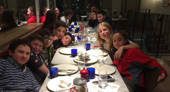 Group meal