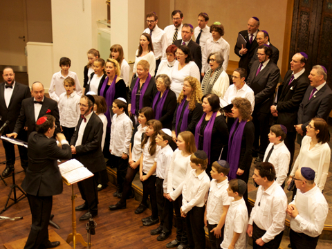 All choirs and cantors